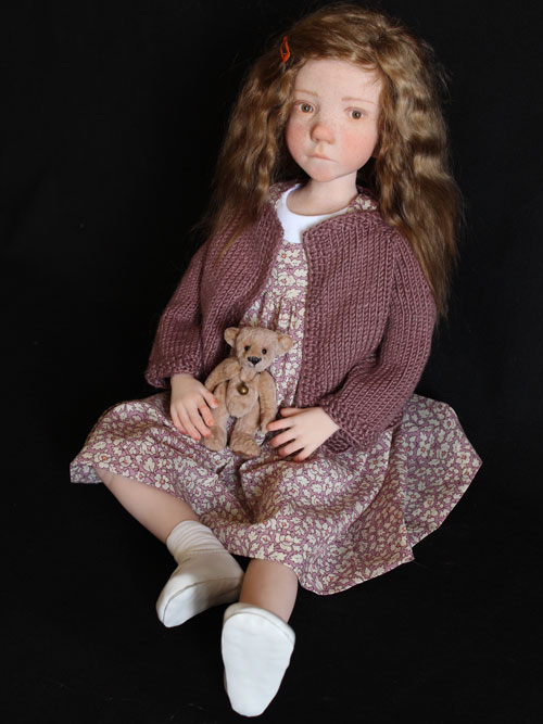 laurence ruet art doll